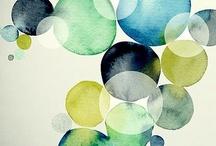 Design Envy // watercolor / by Ashley Howard Goltz