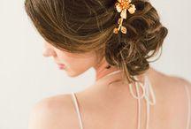 // Wedding hair //
