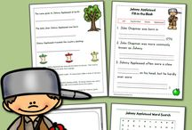 Johnny Appleseed Day / by Science4Us