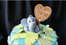 Baby Elephant Baby Shower ideas