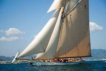 Yachting / [Mare e #yachting]  Siamo orgogliosi di partecipare con la nostra esperienza artigiana ai restauri di #yacht classici che tornano a navigare in tutto il loro splendore