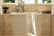 American Tubs / #KBISLoves American Tubs, designer and manufacturer of a complete line of premium quality walk-in bathtubs.