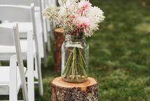 idei nunta rustica