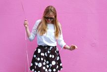 [ style :: pink ] / pink outfits / by Emily Geaman