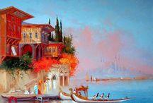 George Corominas - Pinturas