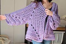 Cardigan/Sweater Patterns