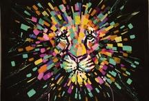 Martin Ron  / Murales de un artista Argentino.