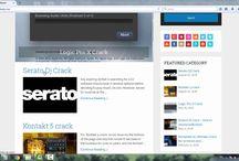 Serato dj crack to activate expired trials.