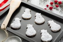 Weihnachtsbäckerei Rezepte / by ichkoche.at