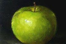 apples for still life