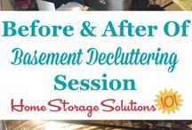 Organise my Storage Room