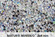 Matubo MiniDuo Beads | ScaraBeads.com