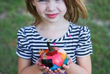 Fall Activities for Kids / Creative activities for kids with a fall theme -- leaves, acorns, pumpkins, and more! / by Arena Blake | The Nerd's Wife