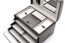 Sacastar ♥ Boîtes à bijoux / Retrouvez toutes nos boîtes à bijoux DAVIDT'S, LE TANNEUR, et FANCIL / by Sacastar