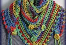 Crochet - Scarves/Cowls