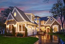 Home Exteriors / by Melissa Hawthorne