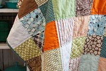 Sewing/Quilting / My one day of making a patchwork quilt & maybe some clothing