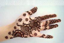 Mahendi designs / by allspice