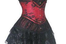 corsette dresses