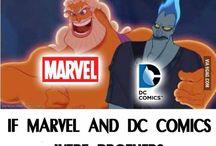 DC Comics / Marvel