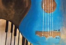 Paintings by Miruna