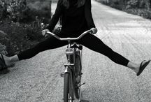a wanna ride my bicycle!