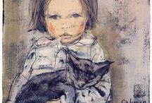 __Children's Illustration____ / by Simona Riesen