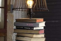 ". . . L I G H T I N G . . . / For those who seek for ""one of a kind"" statement ideas to light up their homes"