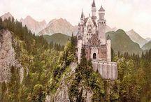 Castles / by Rebecca Vining