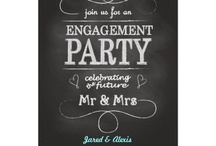 Engagement party ideas :oD