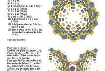 kuleczki / beaded beads
