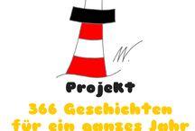 """Projekt """"366 Geschichten für ein ganzes Jahr"""" / Gute Nacht Geschichten von Marco Wittler"""