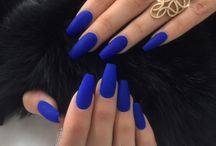 love with Blue