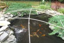 garden pond cover