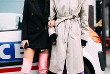 Over the knee boot: how to wear