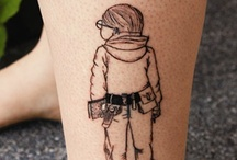 Novel Tattoos / by Atlantic County Library System