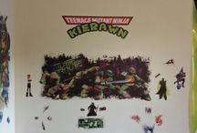 Kierawn's Teenage Mutant Ninja Turtle bedroom TMNT / Tmnt Ninja Turtle bedroom