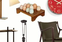 Rustic Farmhouse Inspiration / Visit our website at gogahs.com to find more rustic farmhouse decor products. We are always happy to help you decorate your home. There's no place like home! #ShopGAHS #homedecor http://bit.ly/1FOGyYn