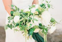 Santa Barbara Wedding Flowers / Inspiration for your classic Santa Barbara fete! Incorporate the sites and sounds of Santa Barbara into each detail of your day!