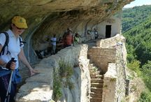 Journeys of the Spirit / Spiritual Travel Tours to many holy sites around Abruzzo.  We discover the sacred sites and power spots.