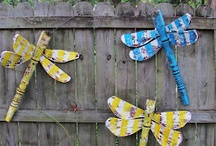 Dragonflies / by Christy Spence