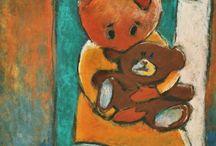 Anne-Marie Rutten Illustraties / Illustraties -eigen werk