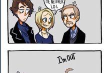 Sherlock etc.