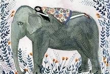 Elephants / by Anahera Wahini