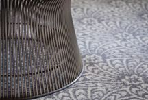 Alternative Flooring with Liberty Fabrics