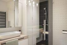 łazienka oswietlenie