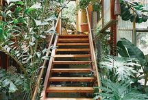 Interiors | Hallways and Stairwells