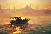 Mar e barcos