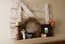 Home Decorating Inspiration / by Jodi Brewer