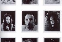 Lucas Samaras - Λουκάς Σαμαράς / 1936-today The pioneer visual artist Lucas Samaras. Ο πρωτοπόρος visual artist Λουκάς Σαμαράς.